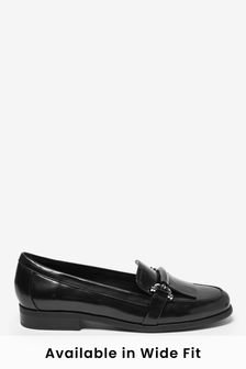 Ladies Casual Leather Loafers