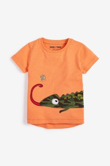 Applique T Shirt 3mths 7yrs