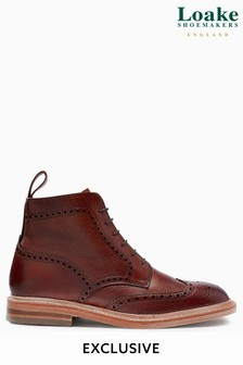 Loake Brogue Boot