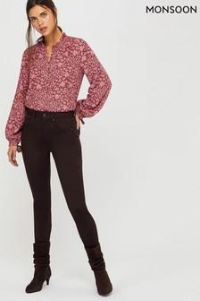 Monsoon Brown Nadine Jeans