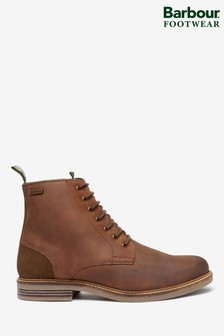 Barbour® Tan Seaham Boots