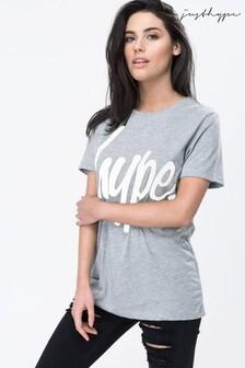 Hype. Womens Script T-Shirt