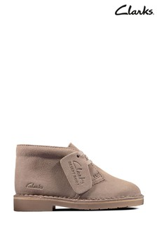Clarks Sand Suede Desert Boot2 T Boots