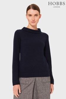 Hobbs Blue Audrey Sweater