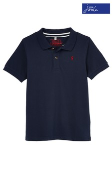 Joules Blue Woody Poloshirt