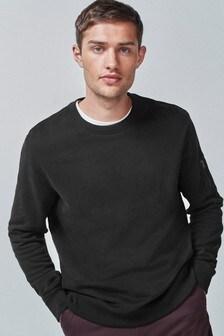 Utility Crew Neck Sweatshirt