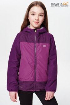 Regatta Volcanics Purple Jacket