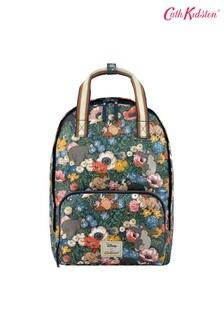 Cath Kidston® Blue Jungle Book Multi Pocket Backpack