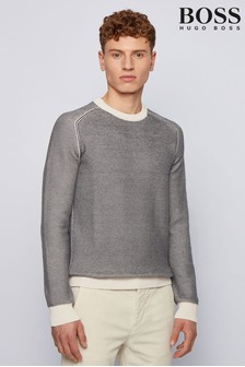 BOSS Akstumi Knitted Jumper