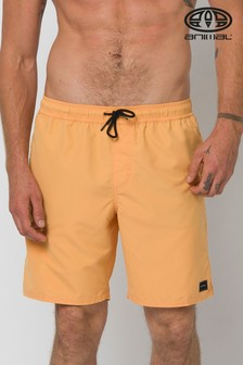 Animal Orange Bahima Board Shorts