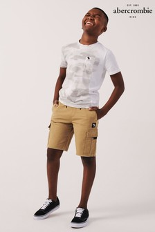 Abercrombie & Fitch Utility Shorts