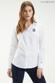 Tommy Hilfiger Crest Fitted Shirt