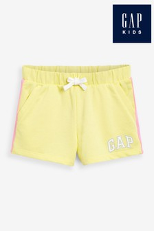 Gap Logo Jersey Shorts