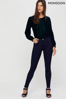 Monsoon Blue Nadine Star Sparkle Jeans