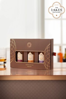 Whisky Collection 3x 5cl Gift Pack by The Lakes Distillery