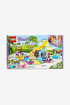 LEGO® Friends Andrea's Pool Party 41374