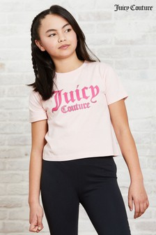 Juicy Couture Pastel Box T-Shirt