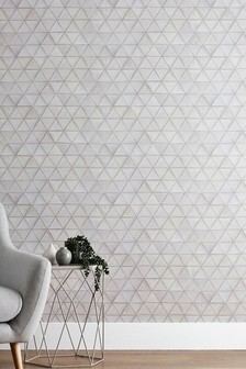 Paste The Wall Pearl Tile Wallpaper