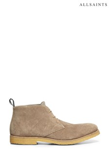 AllSaints Luke Chukka Suede Boots