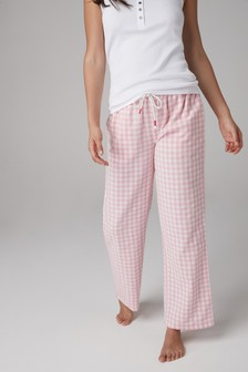 Gingham Pyjama Pants