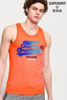 Superdry Spectrum Graphic Lite Vest Top