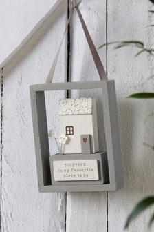 Sentiment Hanging Decoration
