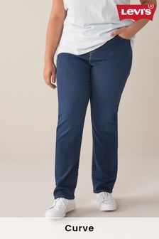 Levi's® Curve 724™ High Rise Straight Jeans