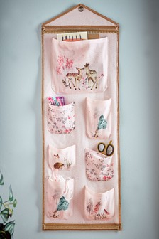 Magical Woodland Over Door Storage