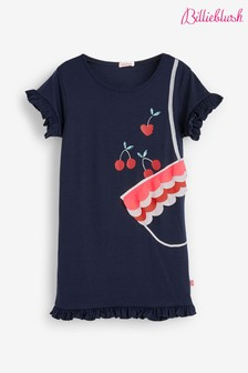 Billieblush Navy Cake Tee Dress