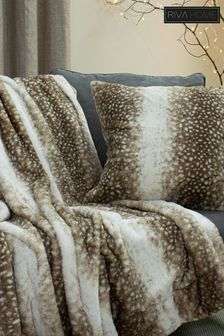 Fawn Geo Throw by Riva Home