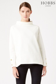 Hobbs White Lucille Top