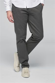 Men S Trousers Grey Chino Casual Next Ireland