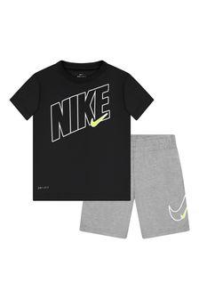 Nike Boys Black Set