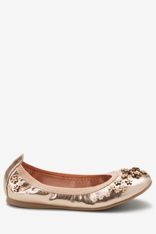 ead029f6c6e2 Flexi Flower Ballerinas (Older)