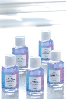 5 Pack Hand Cleansing Gel 50ml