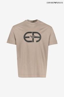 Emporio Armani Retro Logo T-Shirt