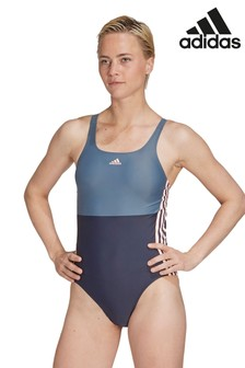 adidas SH3.RO Colourblock Swimsuit