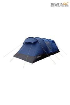 Regatta Blue Karuna 6 Person Tunnel Tent
