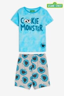 Cookie Monster Short Pyjamas (12mths-8yrs)