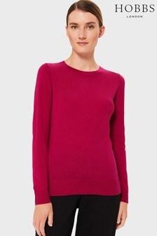 Hobbs Pink Penny Sweater