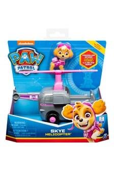 PAW Patrol Vehicle With Pup Skye