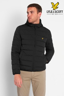 Lyle & Scott Plus Size Padded Jacket