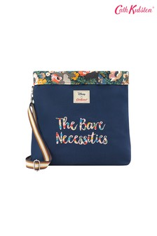 Cath Kidston® Blue Jungle Book Bare Folded Messenger