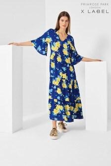 Mix/Primrose Park Printed Maxi Dress