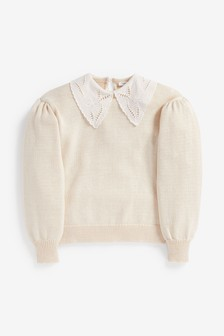 Collar Jumper (3-16yrs)