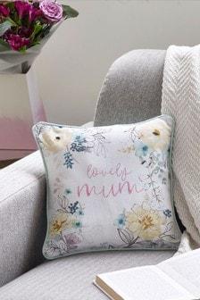 Lovely Mum Cushion