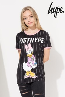 Hype. Disney Daisy Sport Stripe Kids T-Shirt