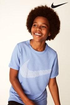 Nike Blue Performance T-Shirt