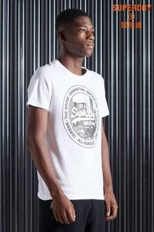 Superdry Vintage Logo NYC Photo T-Shirt