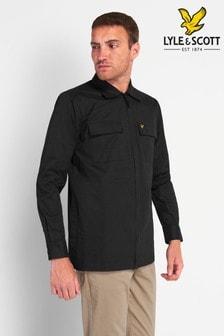 Lyle & Scott Plus Size Overshirt